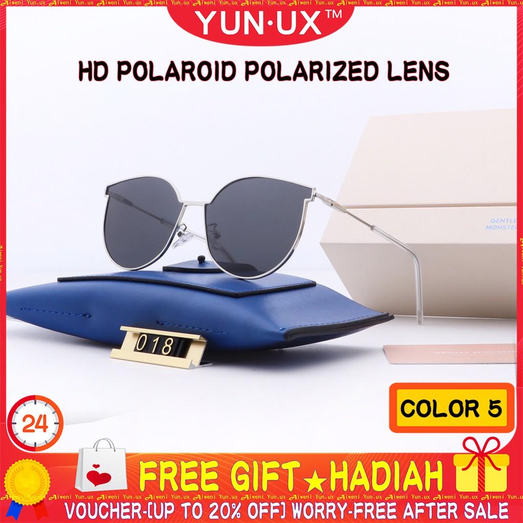 6d62ffbbdab2 🎁 YUN.UX™ Fashion Polarized Sunglasses Women Men Glasses HD Lens LOE V004