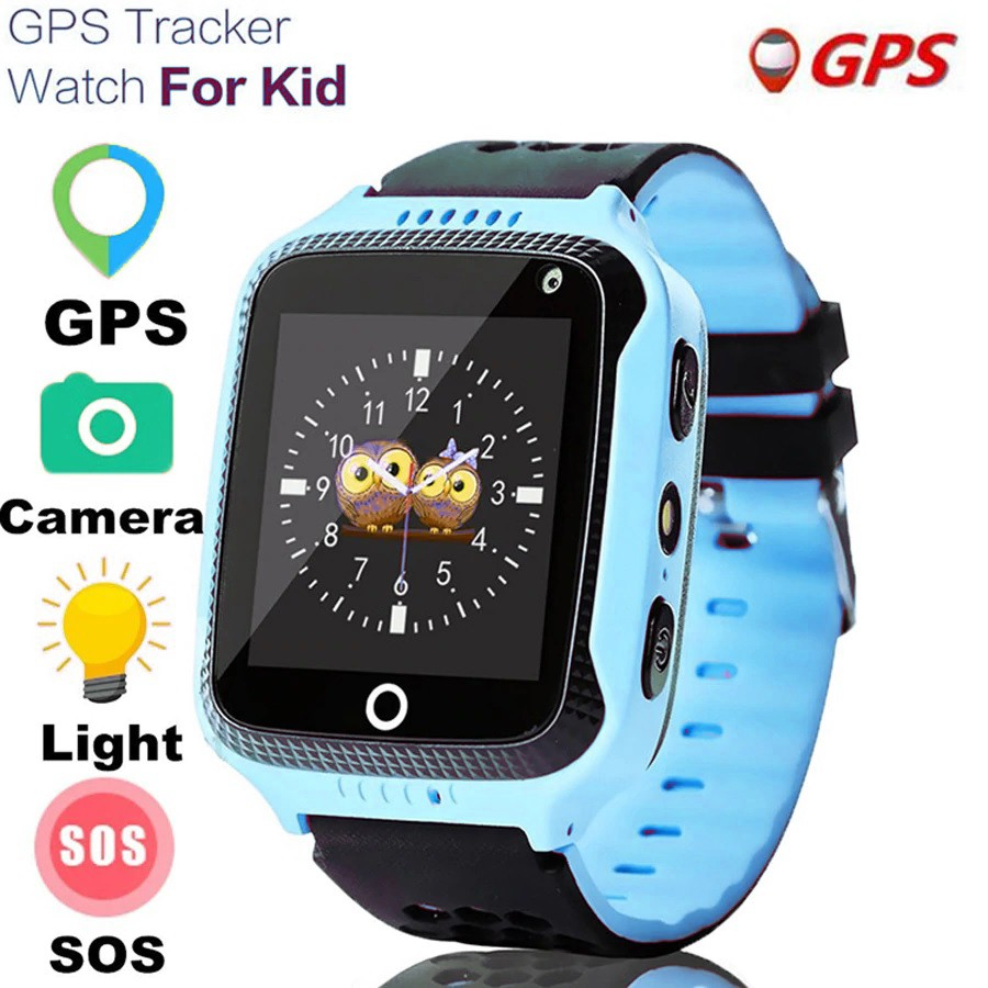 G900a Kids Camera Gps Touch Screen Smart Phone Watch Shopee Malaysia