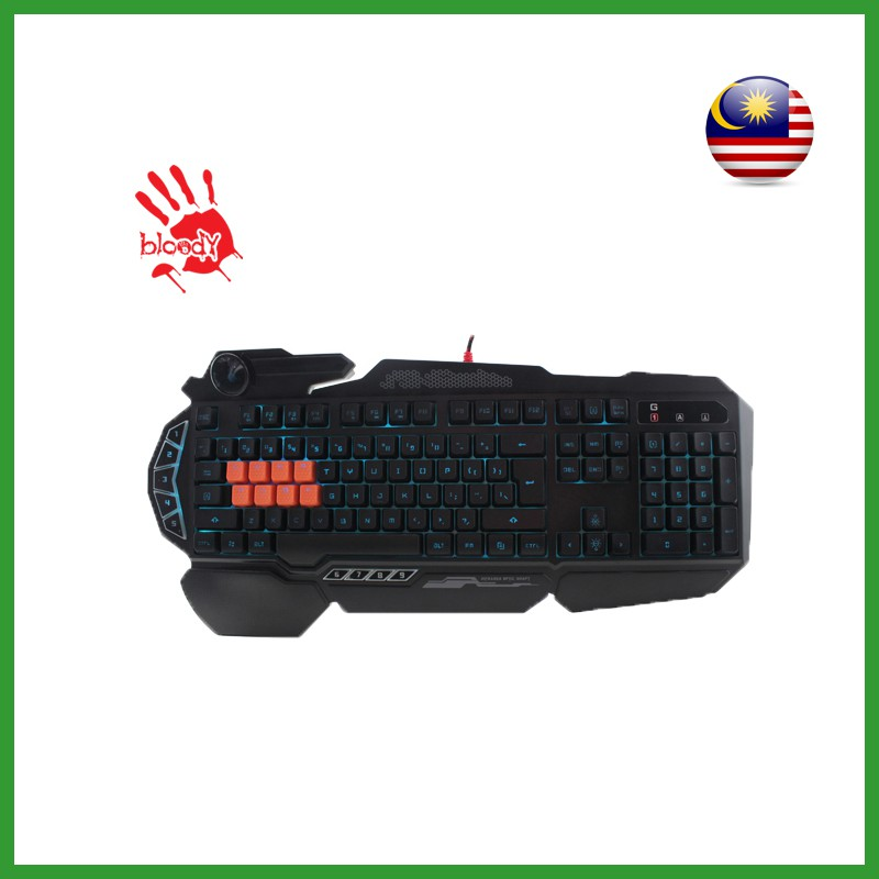Malaysia Online Game Store Selling Gaming Keyboard
