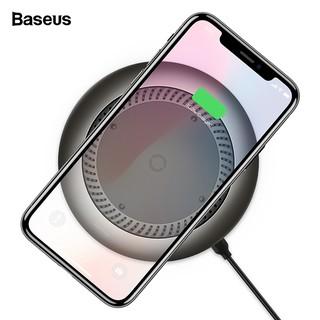 Baseus Qi Wireless Charger Silent Fan - iPhone Xs Max XS XR