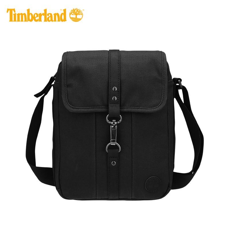da6fdd20467 Timberland Walnut Hill Small Items Bag - Black | Shopee Malaysia