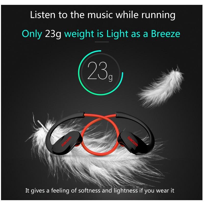 DACOM Athlete 5.0 Bluetooth Earphone, earpiece, running, camping, outdoor