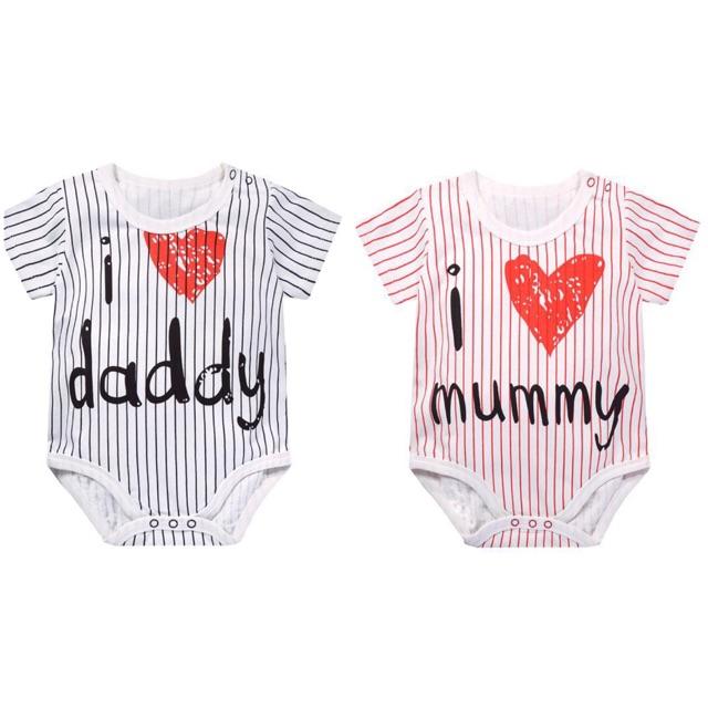 "I Love Mummy Baby Blue Dummy Clip Ideal Newborn Baby Gift ""I ❤️ Mummy"""