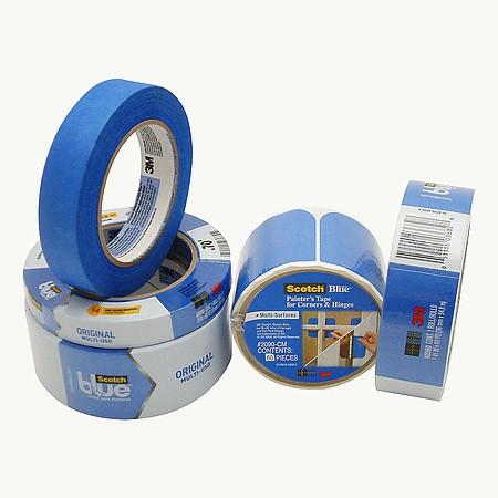 Ready Stock 3m 2090scotch Blue Masking Tape Printing Tape Shopee Malaysia