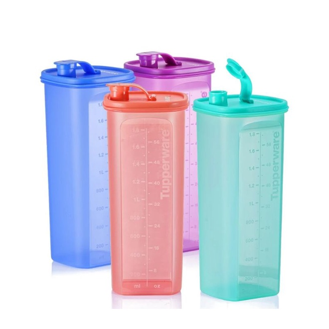 Tupperware Fridge Water Bottle 2L(1pc)