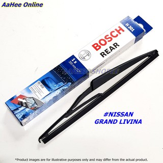 Bosch Rear Windscreen Wiper Blade 300mm H301