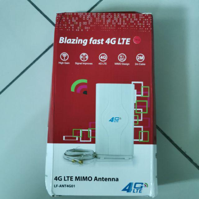 3G 4G LTE MIMO 88dBi SMA CRC9 TS9 DESKTOP WALL MOUNTED ANTENNA