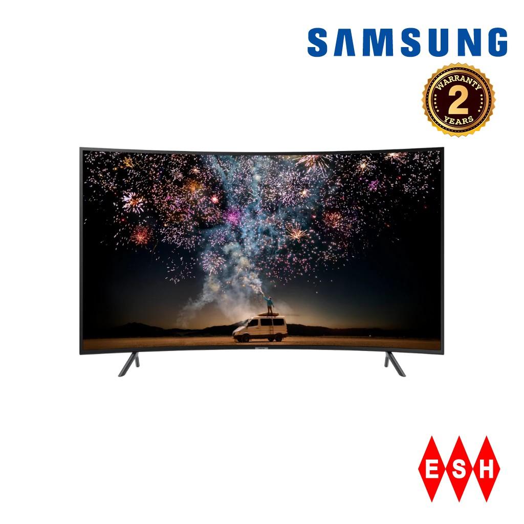 "Samsung RU7300 Curved Smart 4K UHD TV (49"") UA49RU7300"