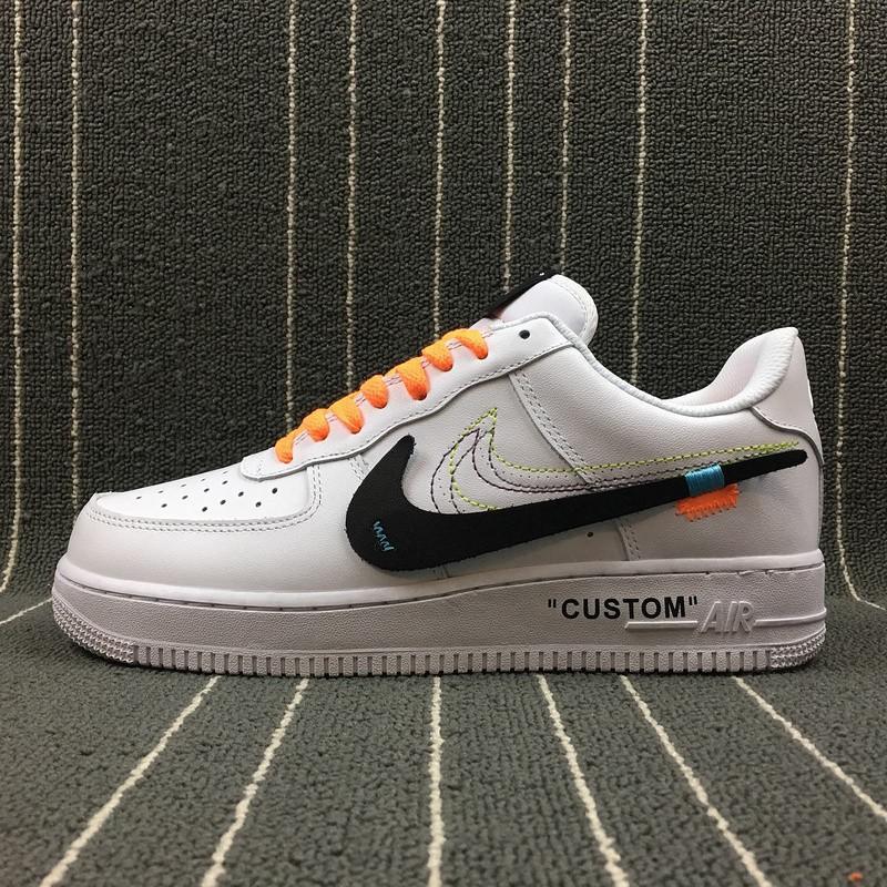 check out 6b0e3 10f09 NIKE AIR FORCE 1 x2707 x OFF WHITE AO4297-001 nike shoes  Shopee  Malaysia