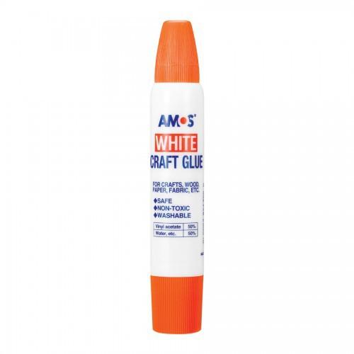 Amos White Craft Glue 34ml