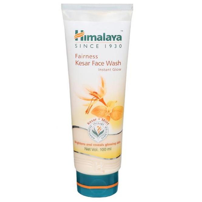 Himalaya Kesar Face Wash 100ML