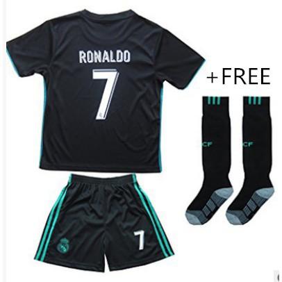 I am Ronaldo World Cup Football Soccer Kids Boys Girls Children/'s T-Shirt Top