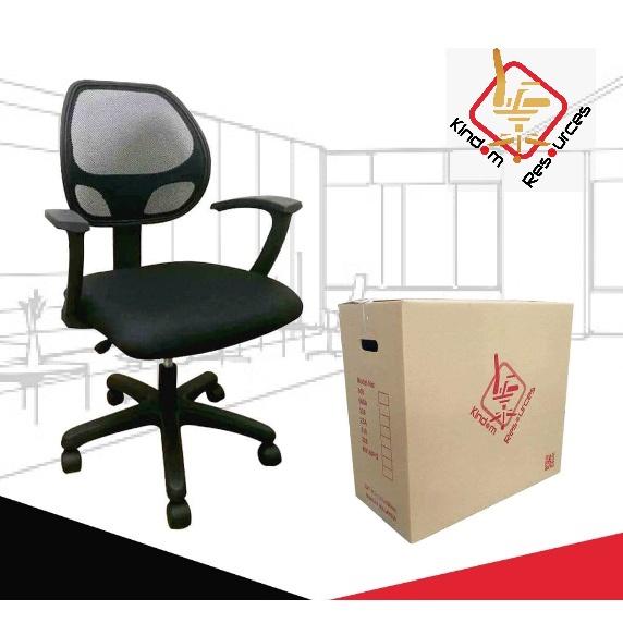Office Mesh Chair (Ready Stock) SHIP FROM MALAYSIA (Warranty 2 Years)(Office Chair/Office Chair Base/Kerusi Pejabat)