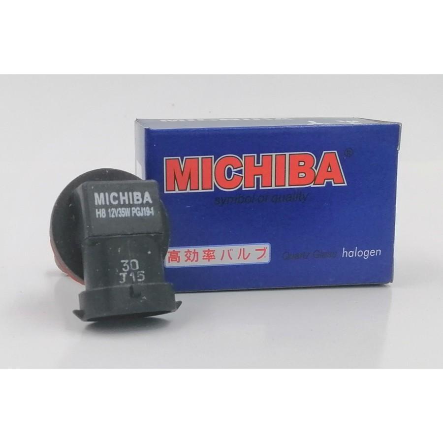 BBMH8 - MICHIBA HALOGEN H8 12V 35W BULB
