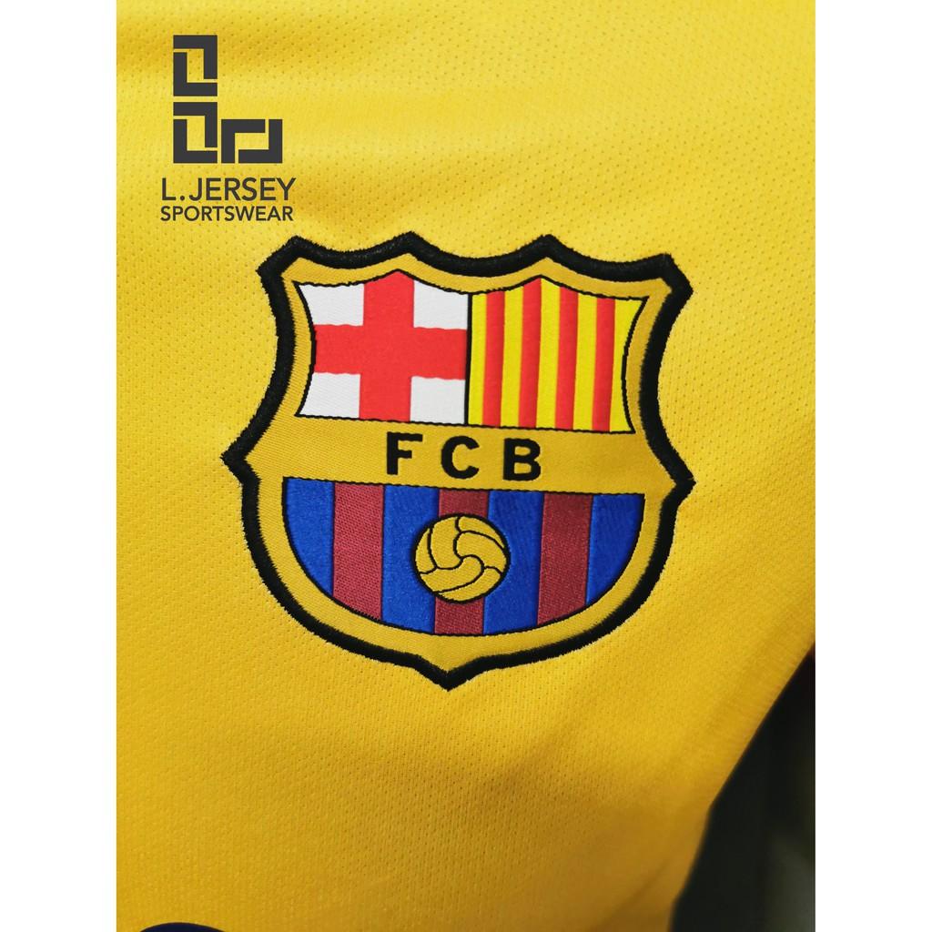 Barcelona Men Away Season 19/20 Stadium Fans Jersey