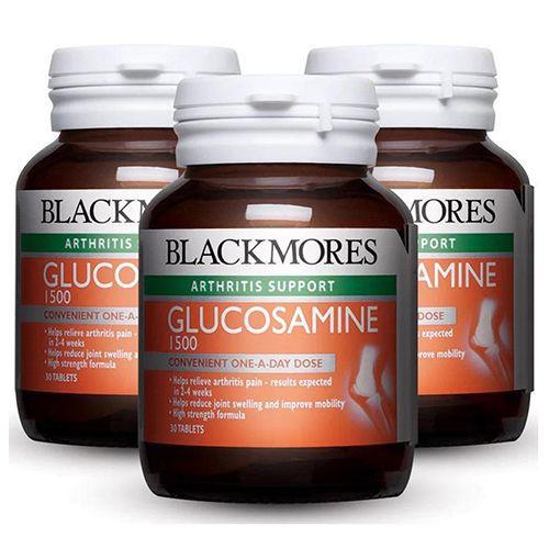 Blackmores Glucosamine 1500mg 30's / 3x30's