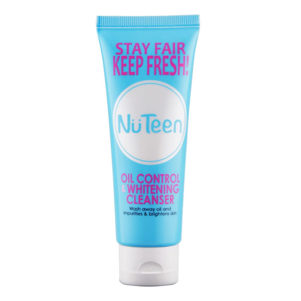 Nu Teen Whitening Cleanser (100g)