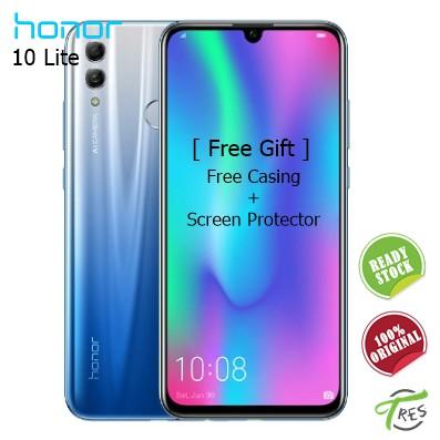 Honor 10 Lite Original Malaysia Warranty 3GB Memory 64GB Space [ Free Gift ]
