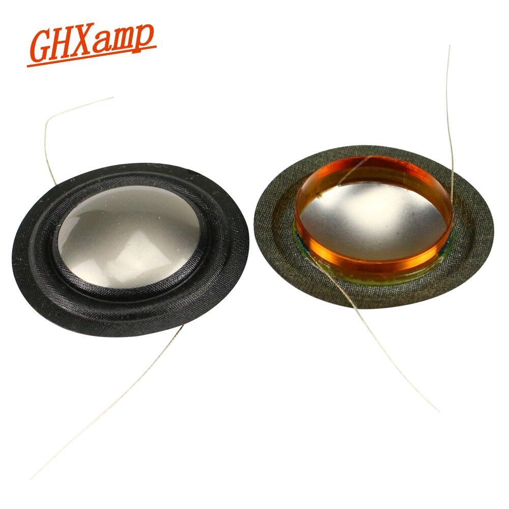 1pcs 76.5mm Subwoofer Complete Voice Coil 8R Ohm Bass Loudspeaker Audio Parts
