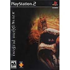 PS2  Twisted Metal : Black / Twisted Metal :Head-On[Burning Disk]