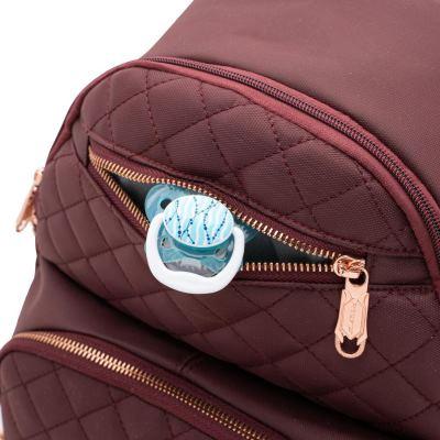 Princeton: Milano Junior Bag - Maroon