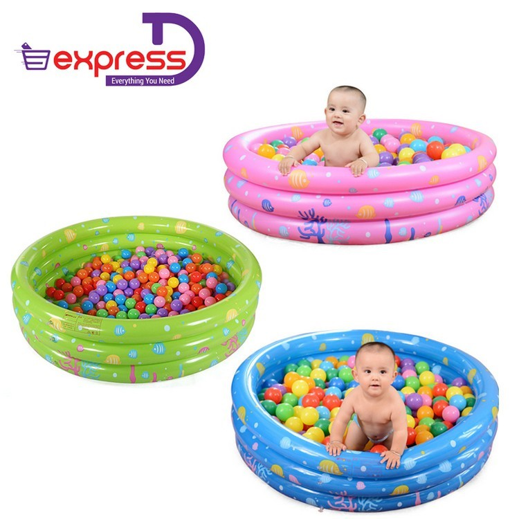 Quality Cartoon Dolphin Pattern Baby Ball Pit Foldable Washable Toy Pool Children Hexagon Ocean Game Play Tent House Baby Playing Pool Superior In