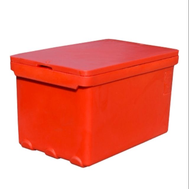 75Lit Plastic Thermal Insulated Box/Cooler/Ice Box/Container