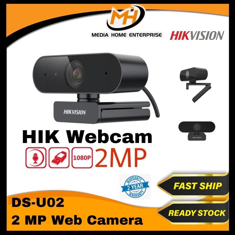 HikVision DS-U02 - 2 MP Web Camera, 1080P, 360°