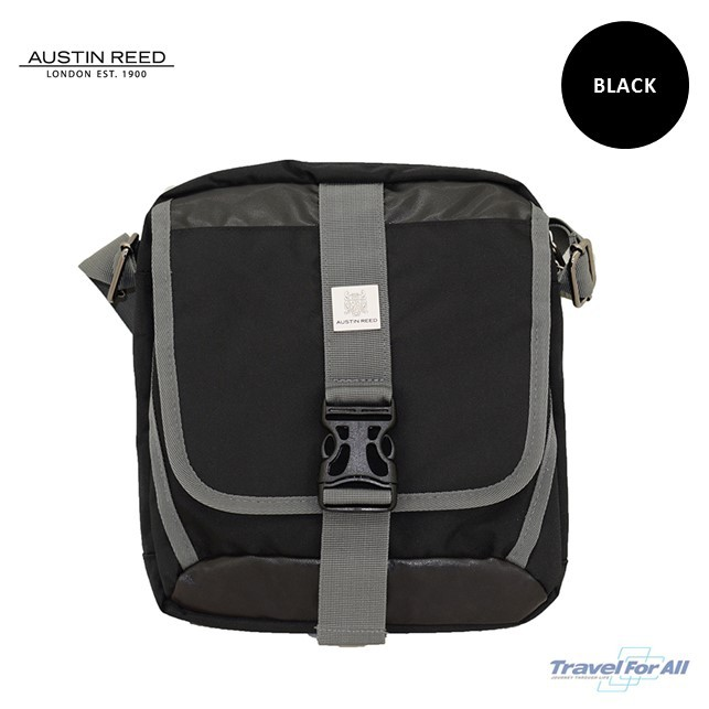 Austin Reed Mini Messenger Bag Black Shopee Malaysia