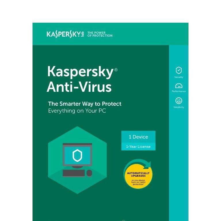 Kaspersky Antivirus [Genuine Key 2019]