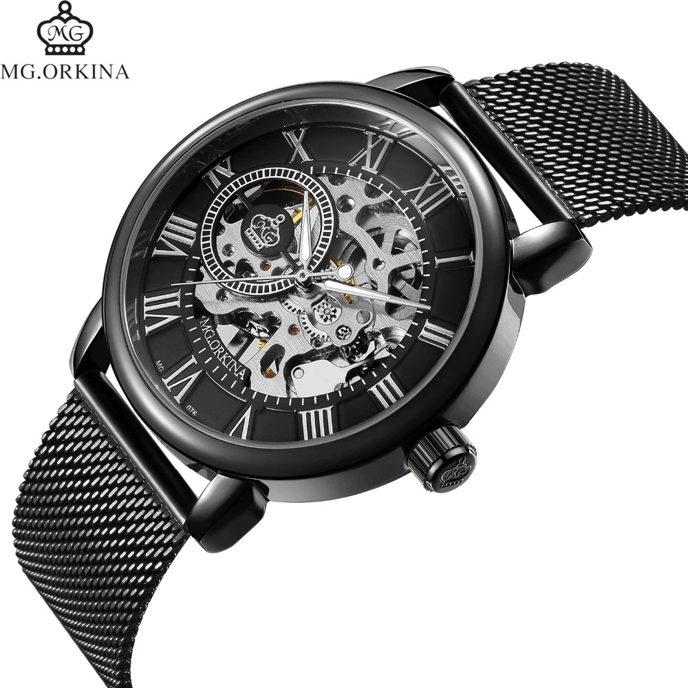 89bc5aa58c5 orkina watch - Luxury Prices and Promotions - Watches Jan 2019 ...