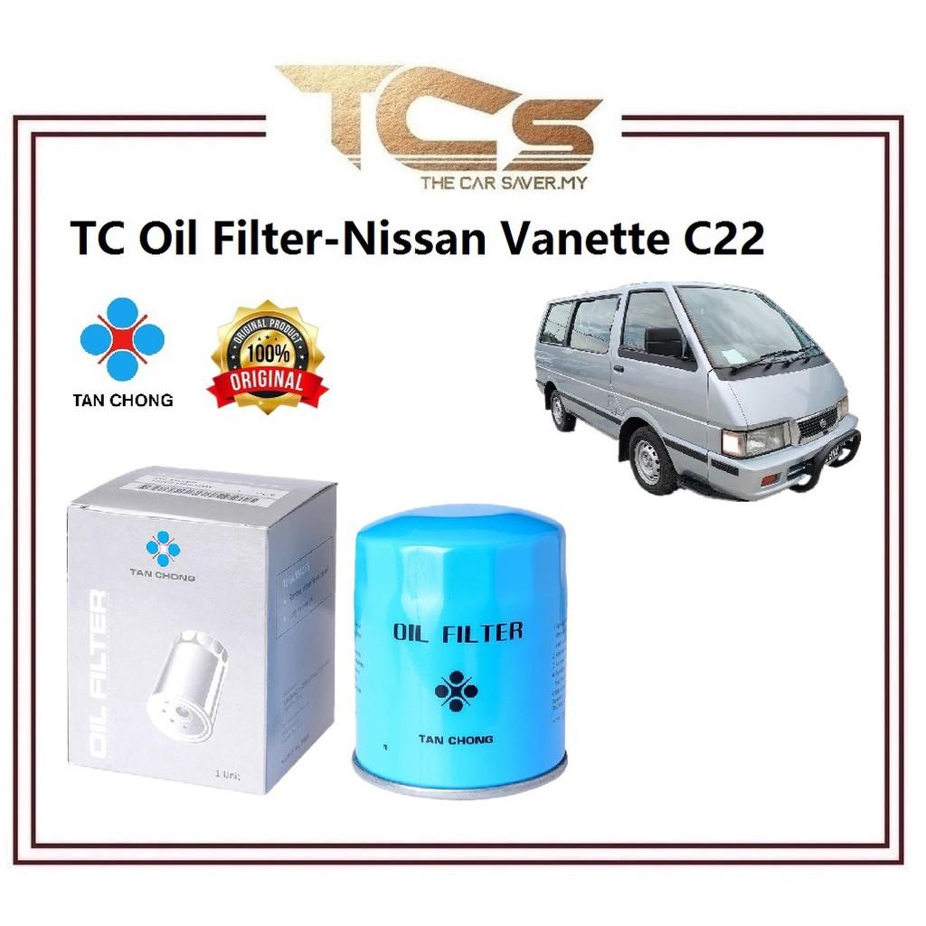TC Oil Filter-Nissan Vanette C22 ( 15208 H8903MY )