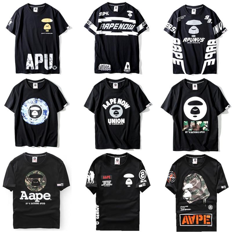 1f3d8b17 A Bathing Ape by BAPE T-shirt 1:1 | Shopee Malaysia