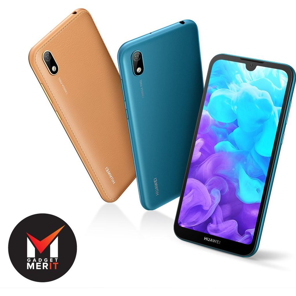 [ORIGINAL MALAYSIA SET] Huawei Y5 (2019) [2GB RAM+32GB ROM] Black/Blue/Brown