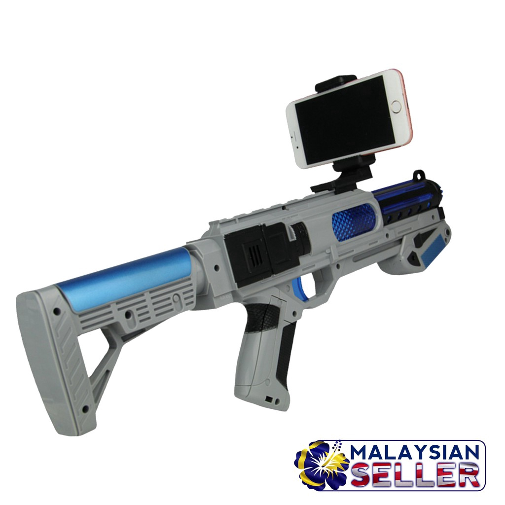 Tollo Ar Gaming Bluetooth Shooting Game Gun For Smartphone Shopee Malaysia