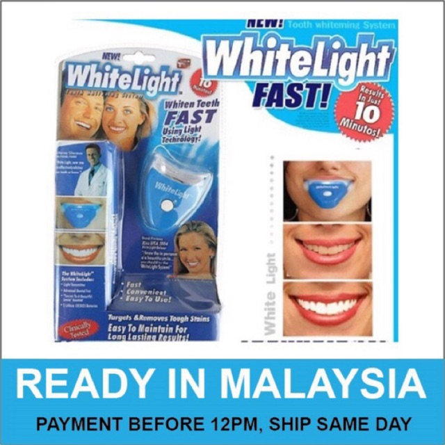 Glaring White Tooth Whitening Carbon Shopee Malaysia