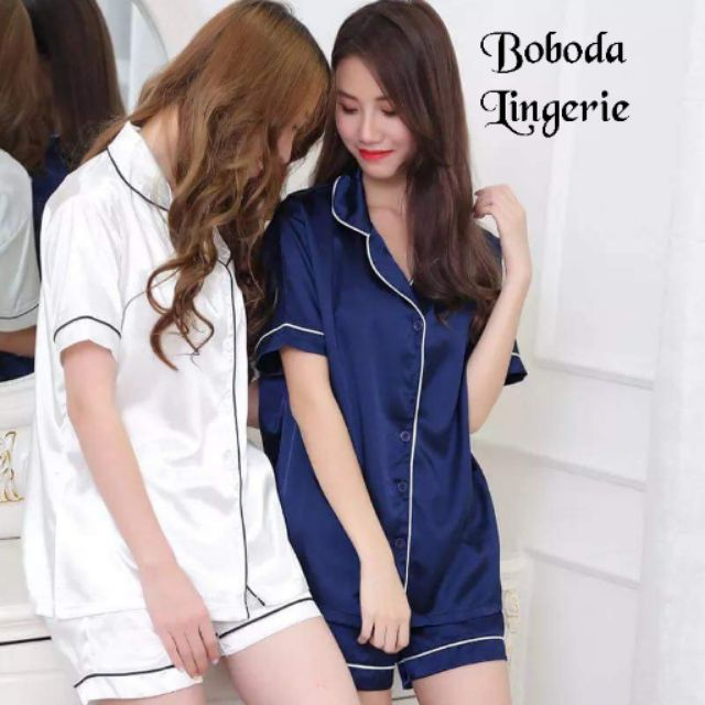 295fdecacd High Quality 100% Authentic Cotton Ladies Pyjamas - Long Sleeves (Ready  Stock)