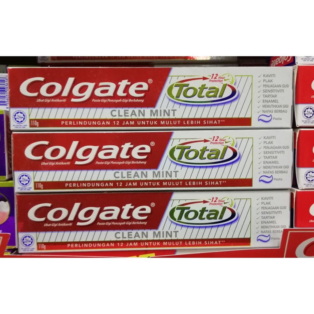 Colgate Toothpaste Sensitive Pro Relief Whitening 110g Shopee Malaysia Gum Protection Pasta Gigi 120g