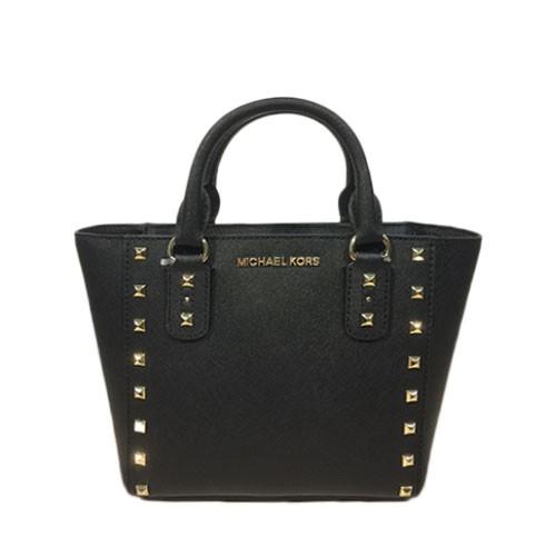 668ac2193de859 Michael Kors Sutton Saffiano Leather Medium Satchel - Pink   Shopee Malaysia