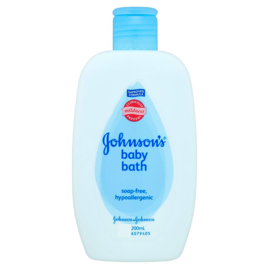 Johnson's Baby Bath (200ml)