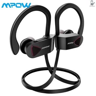 5a17d59869ec6c Mpow D1 Bluetooth Headphones IPX7 Waterproof Sports Earphones w/Mic for  Running