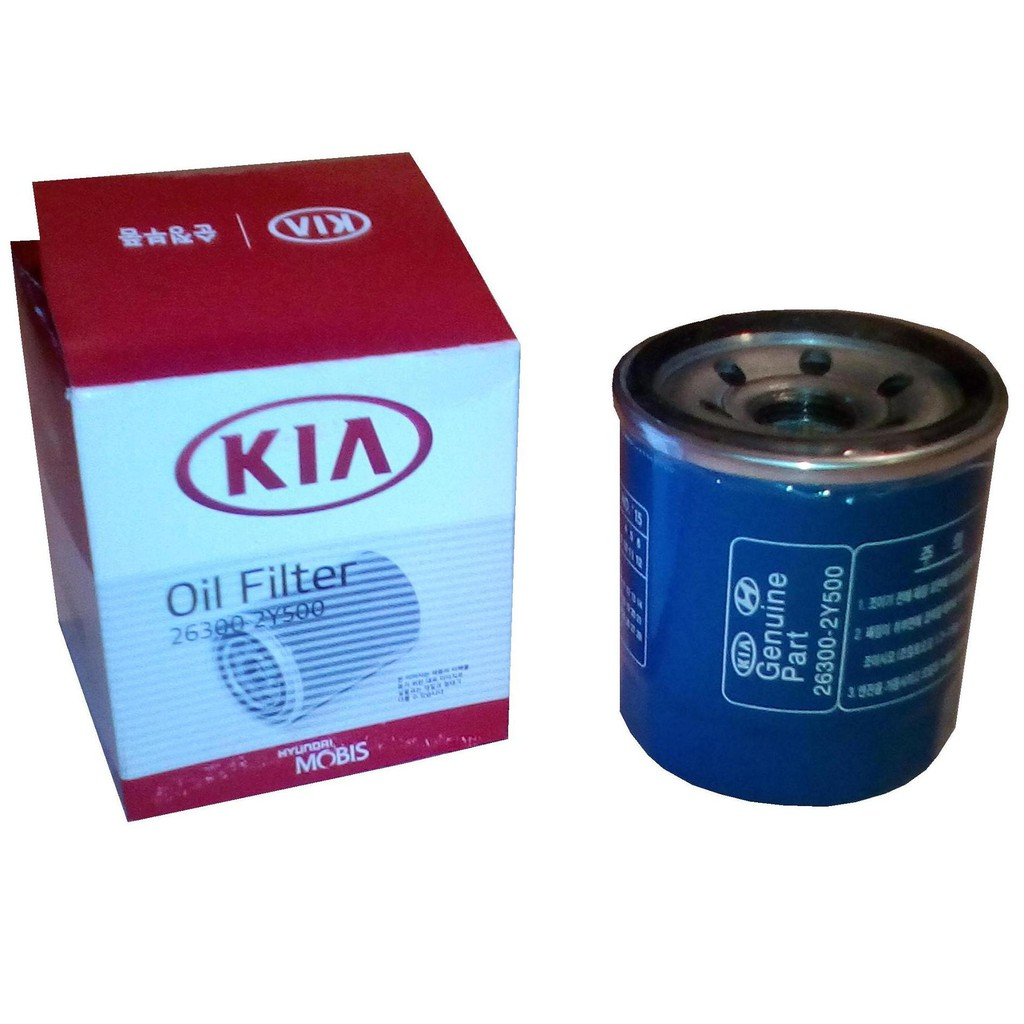 Kia Hyundai Korean Car All Use Oil Filter Original Part Shopee Forte Malaysia