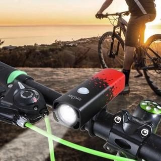 Light Light Bicycle and Kit Lamp Bike Front Tail Tomshine LED mvn0wON8