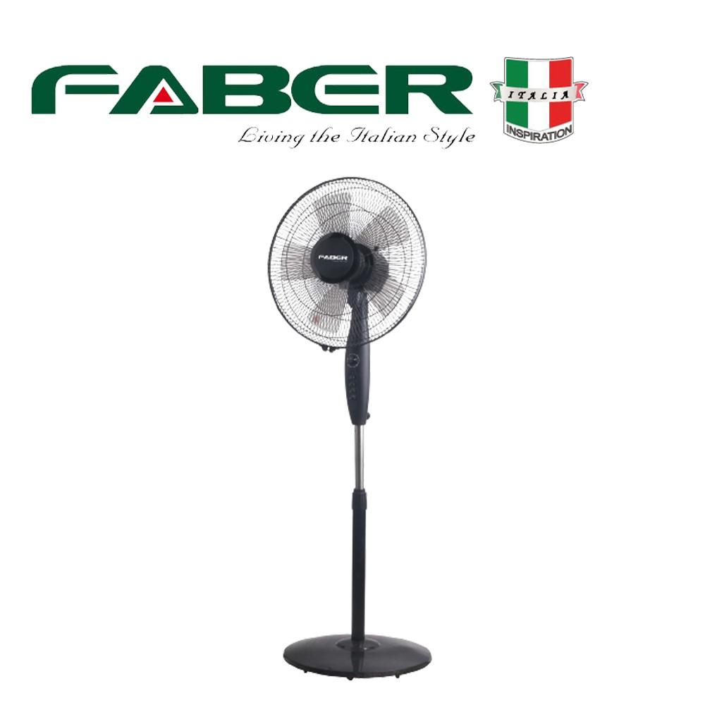 Faber 16 Inch Stand Fan 3 Speed FSF VENTO GEN 2 1629BK