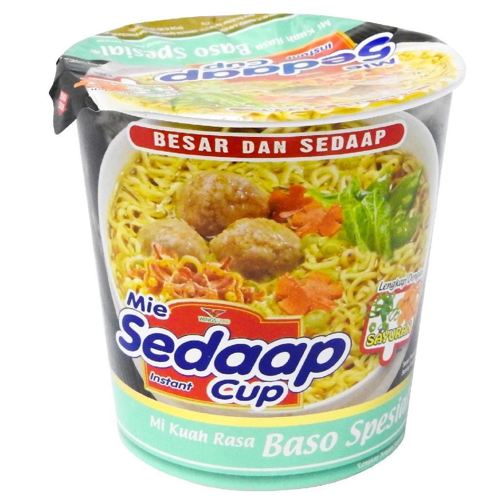Mi Sedaap Cup Baso Special 77g
