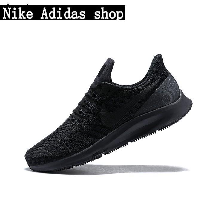 the best attitude 3c7bc a6638 Original NIKE AIR ZOOM PEGASUS 35 Men Sport Shoes Profession Running Shoes  Black