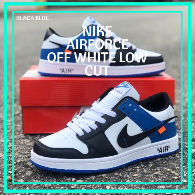 newest ab175 80cd7 Off White x Nike Air Force 1 Low A04606-100 Size 40-45   Shopee Malaysia
