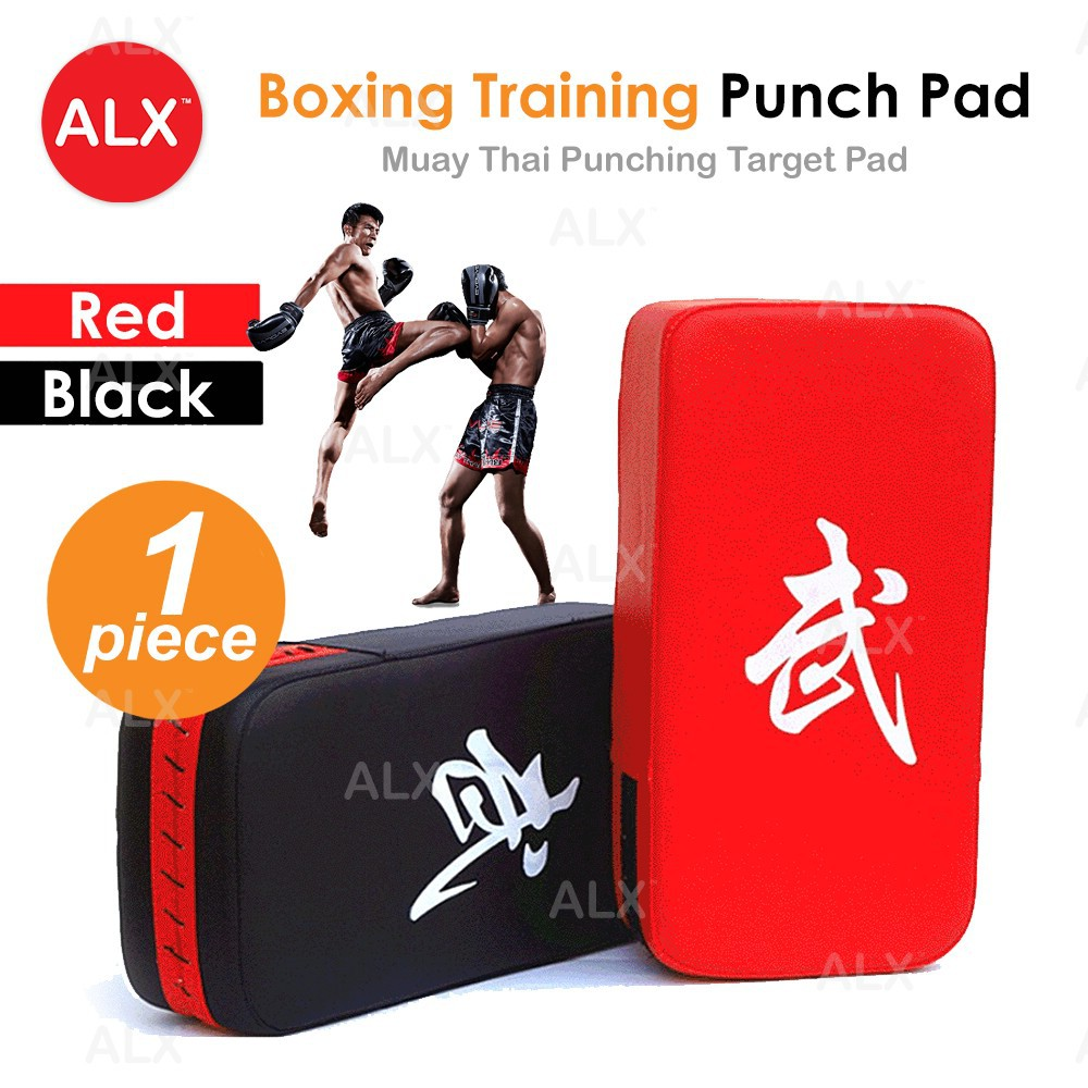 Kick Boxing Sparring Karate Strike Arm Pad Punch Bag Shield Training Target