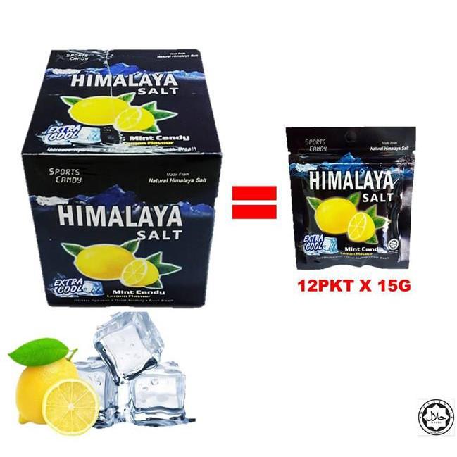 Himalaya Salt Candy Extra Cool 15g X 12packs