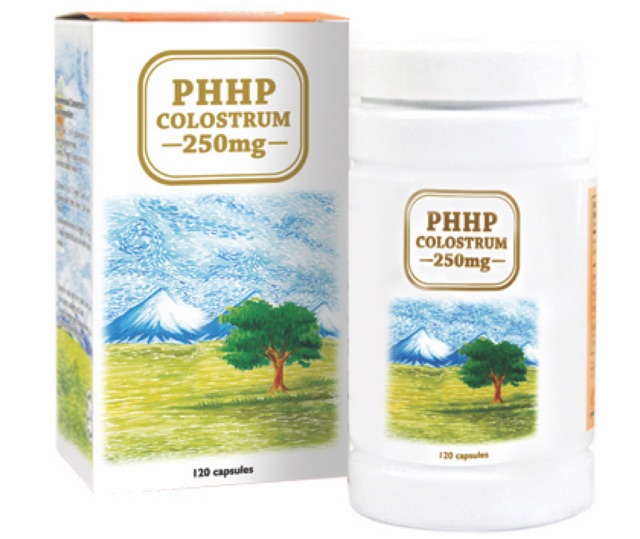 PHHP IG- Rich Colostrum 250mg